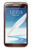 Смартфон Samsung Galaxy Note 2 GT-N7100 Amber Brown - Венёв